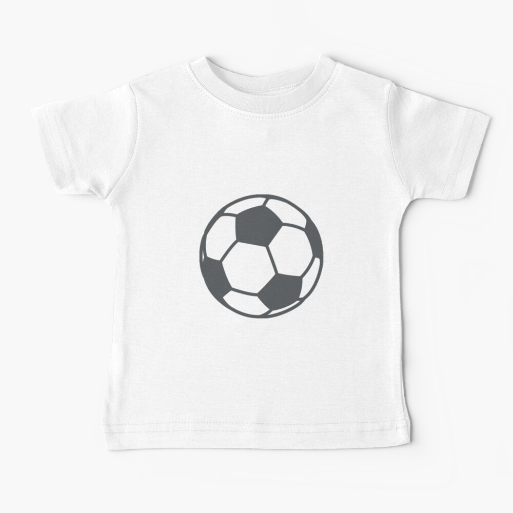 Soccer (football) Emoji Baby T-Shirt