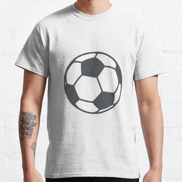 Soccer (football) Emoji Classic T-Shirt