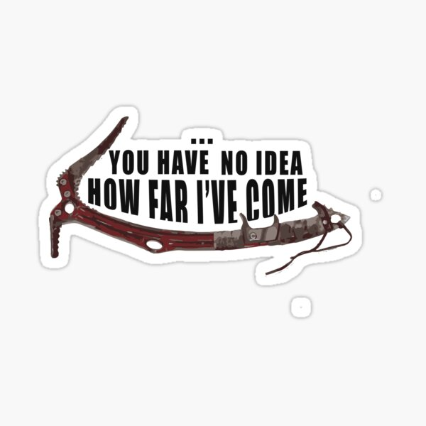Vous n'avez aucune idée ... [TOMB RAIDER] Sticker