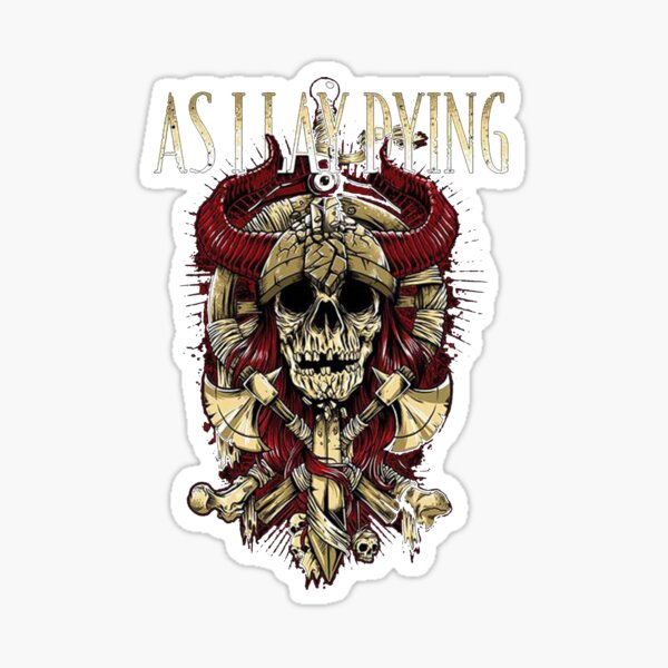 Metalcore Group or Duo Sticker