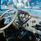 Custom Chevy truck dashboard by htrdesigns