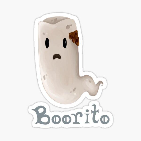 Boorito Sticker