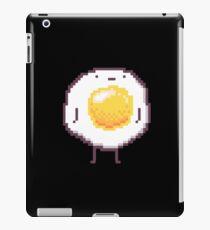 Standing Egg Pixel  iPad Case/Skin