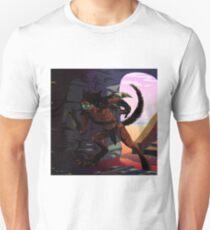 Neko hunter warrior T-Shirt