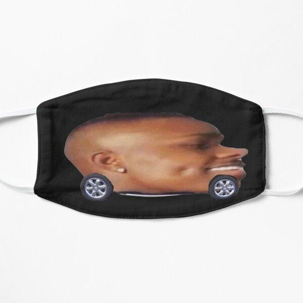 da baby car Flat Mask