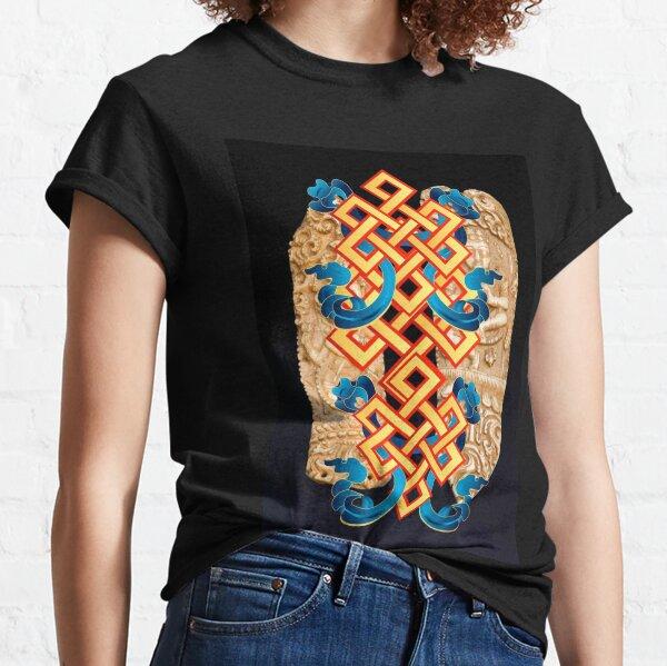 Tibetan style lattice Classic T-Shirt