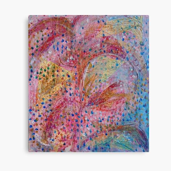 行方Direction2021(2) Canvas Print