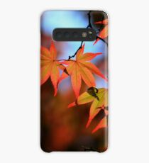 Leaf dance Case/Skin for Samsung Galaxy
