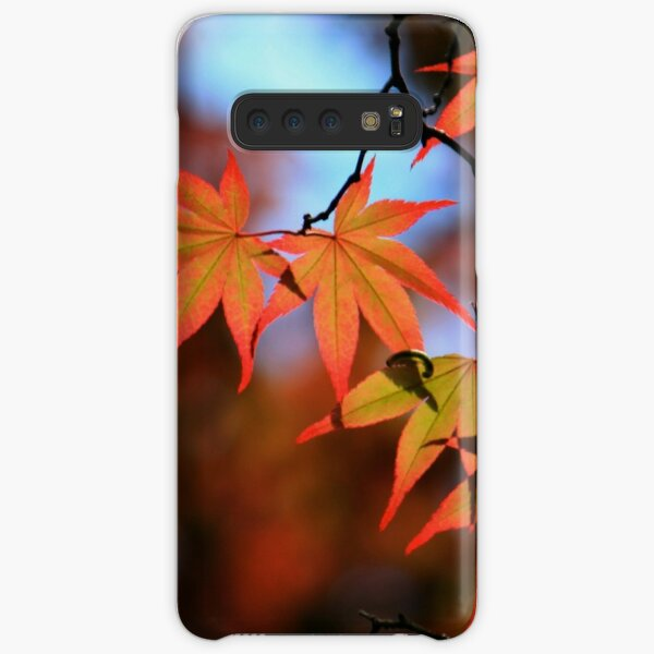 Leaf dance Samsung Galaxy Snap Case