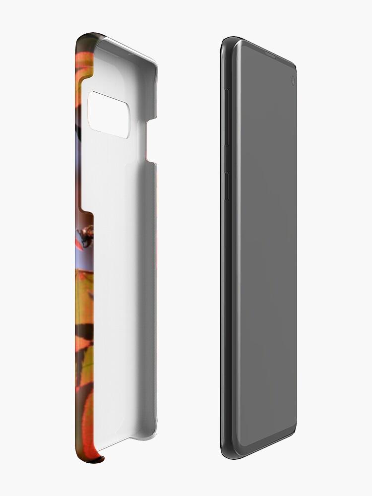 Alternate view of Leaf dance Case & Skin for Samsung Galaxy