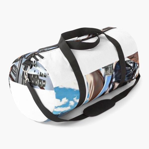 Mikasa hoodie  Duffle Bag