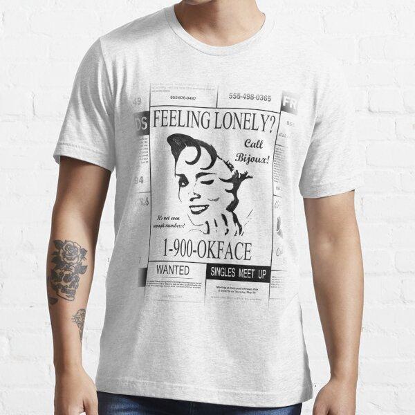 30 Rock (1-900-OKFACE) Essential T-Shirt
