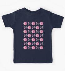 Sakura Cherry Blossoms Kids Tee