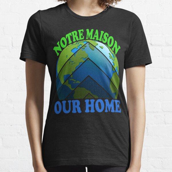 GreenPeace France T-shirt essentiel