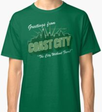 Greetings From Coast City Classic T-Shirt