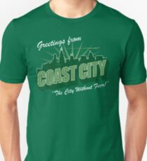 Greetings From Coast City T-Shirt