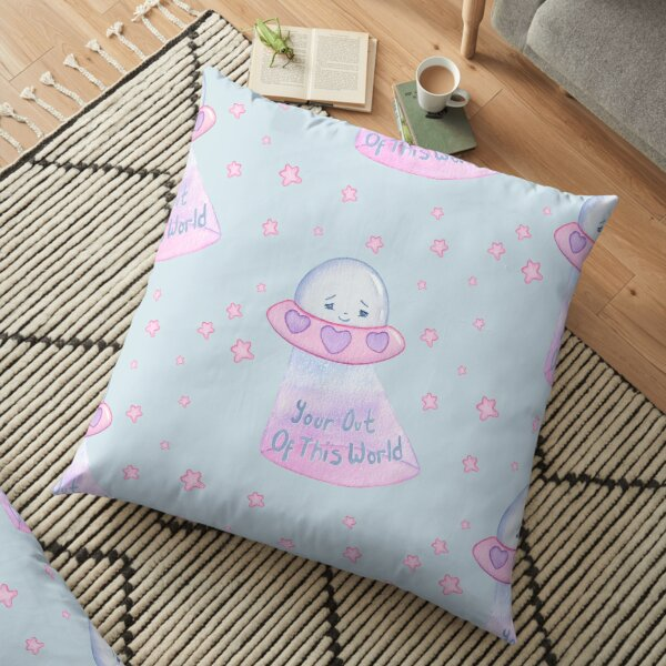 Your - Out Of This World Floor Pillow