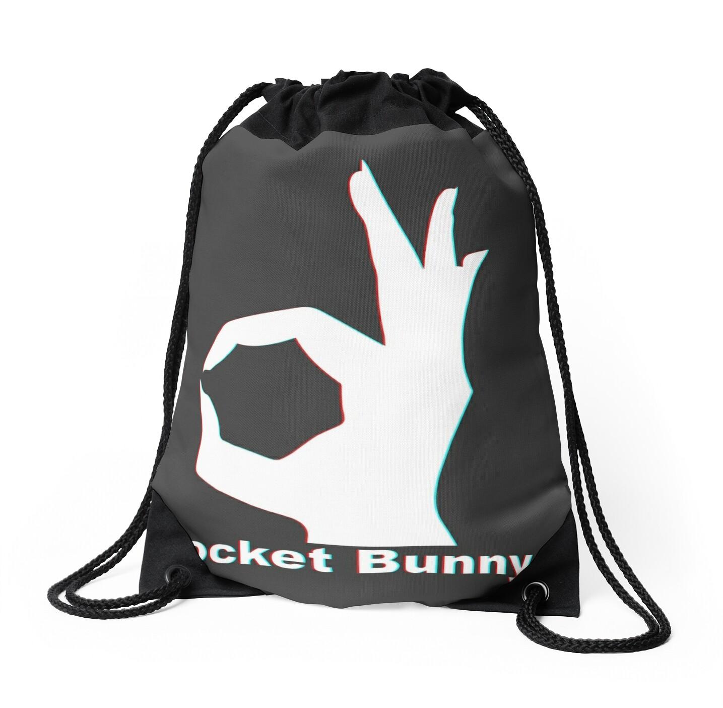 Rocket Bunny - 3D Logo