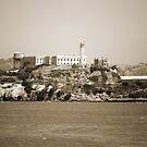 Alcatraz Island by Diego Re