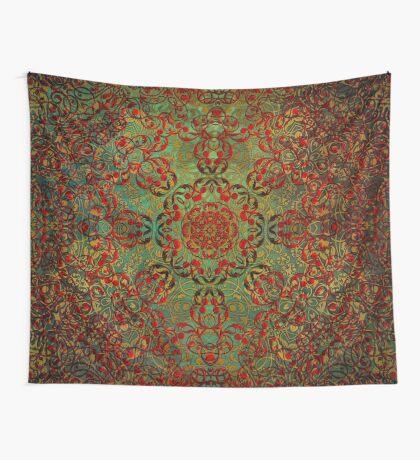Magic 26 mandala Wall Tapestry