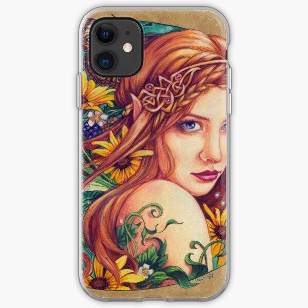 Wylde Wood Faerie iPhone Soft Case