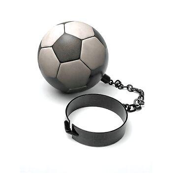 Soccer Prisoner by HenryWine