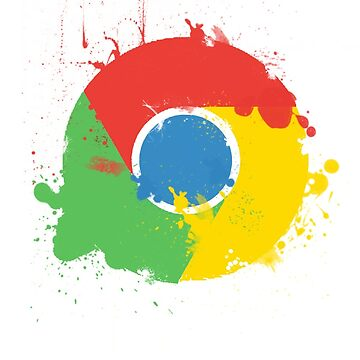 Splatter Google Chrome by chadwtkns