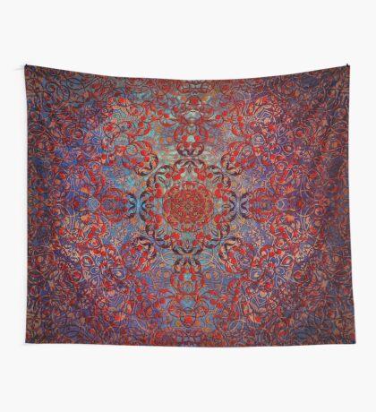 magic 27 mandala Wall Tapestry