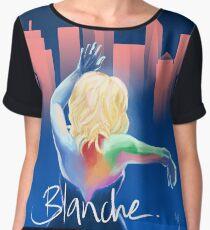 Blanche - NYC Chiffon Top