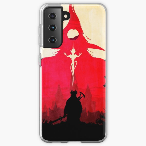 BLOODBORNE - Double Exposure  Samsung Galaxy Soft Case