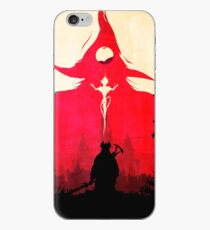 BLOODBORNE - Double Exposure  iPhone Case