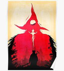 BLOODBORNE - Double Exposure  Poster