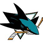 San Jose Sharks Logo by DarienBecker