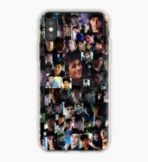 The Many Faces Of Alec Lightwood iPhone Case