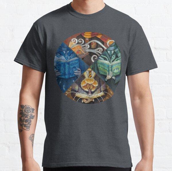 Books Magic Classic T-Shirt