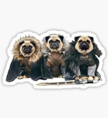 Game of Bones Sticker