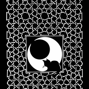 Dream of the Black Kitten by CapallGlas