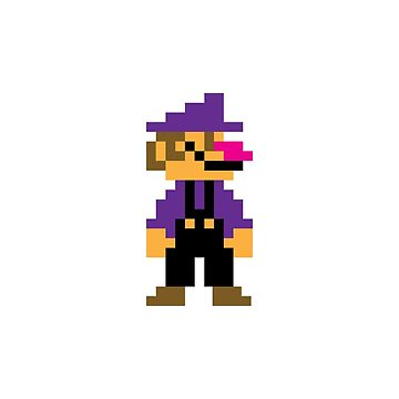 Waluigi by themaddesigner
