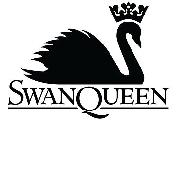 Swan Queen Black by themaddesigner