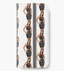 Charming Girl iPhone Wallet/Case/Skin