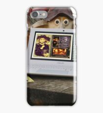 Deep Woods Informant on Oven Homicide iPhone Case/Skin