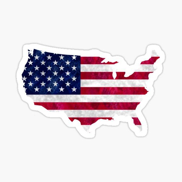 America Sticker