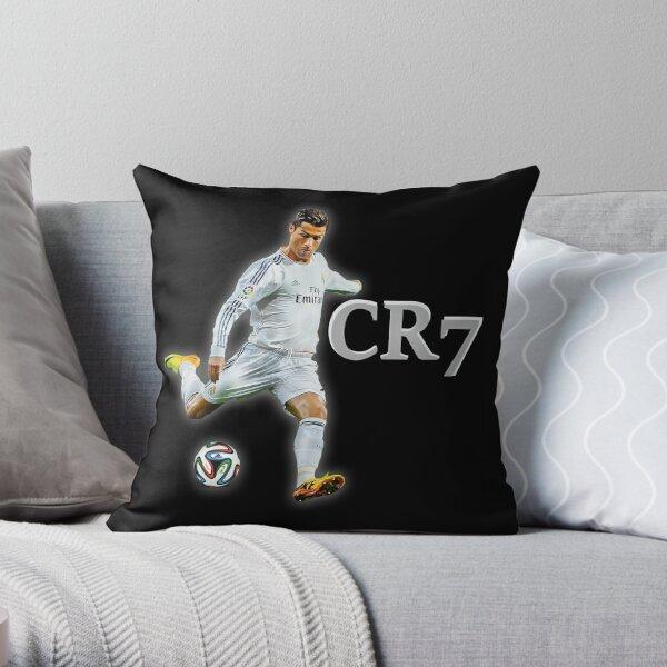 Ronaldo Real Madrid Throw Pillow