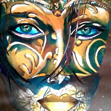 Look behind the mask by EMSART95