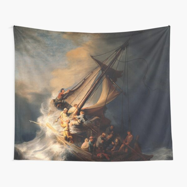The Storm on the Sea of Galilee Tapestry