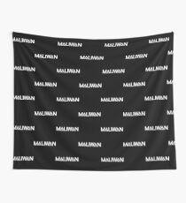 Maliwan White Wall Tapestry