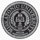 Miskatonic University by Del Parrish
