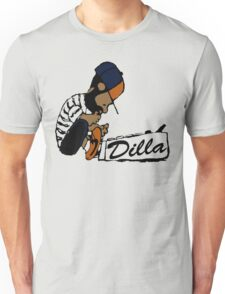 J Dilla - Today In Hip Hop History Unisex T-Shirt