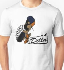 J Dilla - Today In Hip Hop History T-Shirt