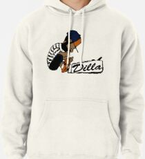 J Dilla - Today In Hip Hop History Pullover Hoodie